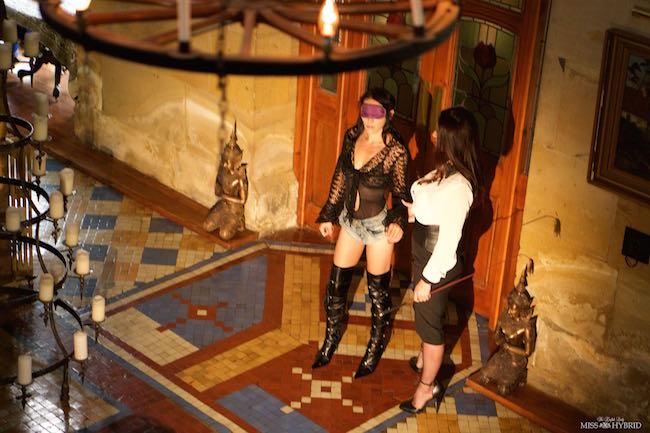lap dancer, Jade, Miss Hybrid, thigh boots, nylons, Hitachi Magic Wand, photos, HD Video